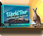 1001 jigsaw world tour australian puzzles spēle