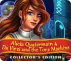 Alicia Quatermain 4: Da Vinci and the Time Machine Collector's Edition spēle