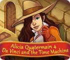 Alicia Quatermain 4: Da Vinci and the Time Machine spēle