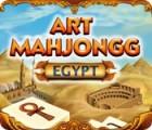 Art Mahjongg Egypt spēle
