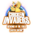 Chicken Invaders 3: Revenge of the Yolk Easter Edition spēle
