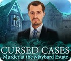 Cursed Cases: Murder at the Maybard Estate spēle