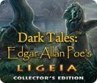 Dark Tales: Edgar Allan Poe's Ligeia Collector's Edition spēle