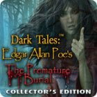 Dark Tales: Edgar Allan Poe's The Premature Burial Collector's Edition spēle