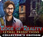 Edge of Reality: Lethal Predictions Collector's Edition spēle