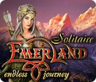 Emerland Solitaire: Endless Journey spēle