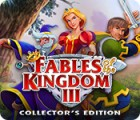 Fables of the Kingdom III Collector's Edition spēle