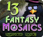 Fantasy Mosaics 13: Unexpected Visitor spēle