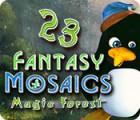 Fantasy Mosaics 23: Magic Forest spēle