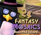 Fantasy Mosaics 24: Deserted Island spēle