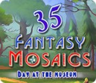 Fantasy Mosaics 35: Day at the Museum spēle