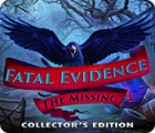 Fatal Evidence: The Missing Collector's Edition spēle