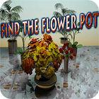 Find The Flower Pot spēle