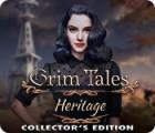 Grim Tales: Heritage Collector's Edition spēle