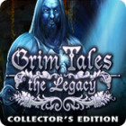 Grim Tales: The Legacy Collector's Edition spēle