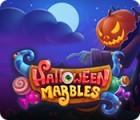 Halloween Marbles spēle