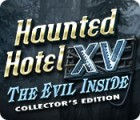 Haunted Hotel XV: The Evil Inside Collector's Edition spēle