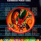 Japanese Caribbean Poker spēle