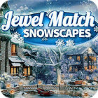 Jewel Match: Snowscapes spēle