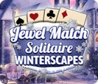 Jewel Match Solitaire: Winterscapes spēle