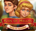 Kids of Hellas: Back to Olympus spēle
