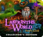 Labyrinths of the World: Fool's Gold Collector's Edition spēle