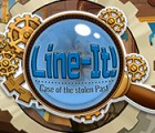 Line-it! : Case of the Stolen Past spēle