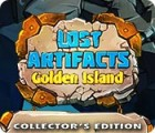 Lost Artifacts: Golden Island Collector's Edition spēle