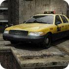 Mad Taxi Driver spēle