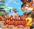 Mahjong Magic Islands 2 spēle