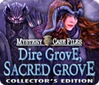Mystery Case Files: Dire Grove, Sacred Grove Collector's Edition spēle