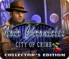 Noir Chronicles: City of Crime Collector's Edition spēle
