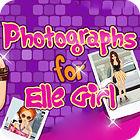 Photographs For Elle Girl spēle