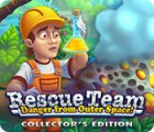 Rescue Team: Danger from Outer Space! Collector's Edition spēle