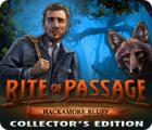 Rite of Passage: Hackamore Bluff Collector's Edition spēle