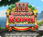 Roads of Rome: New Generation III Collector's Edition game