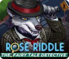 Rose Riddle: The Fairy Tale Detective spēle