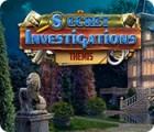 Secret Investigations: Themis spēle
