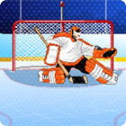 SlapShot Hockey Trivia spēle
