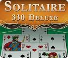Solitaire 330 Deluxe spēle