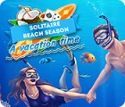 Solitaire Beach Season: A Vacation Time spēle