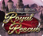 Solitaire Blocks: Royal Rescue spēle