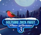 Solitaire Jack Frost: Winter Adventures 3 spēle