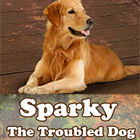 Sparky The Troubled Dog spēle