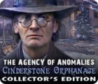 The Agency of Anomalies: Cinderstone Orphanage Collector's Edition spēle