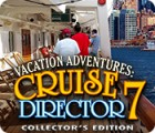 Vacation Adventures: Cruise Director 7 Collector's Edition spēle