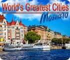 World's Greatest Cities Mosaics 10 spēle
