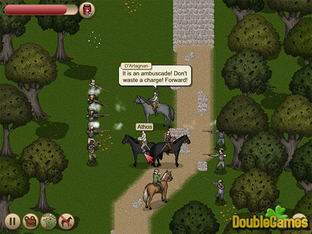 The three musketeers game full download